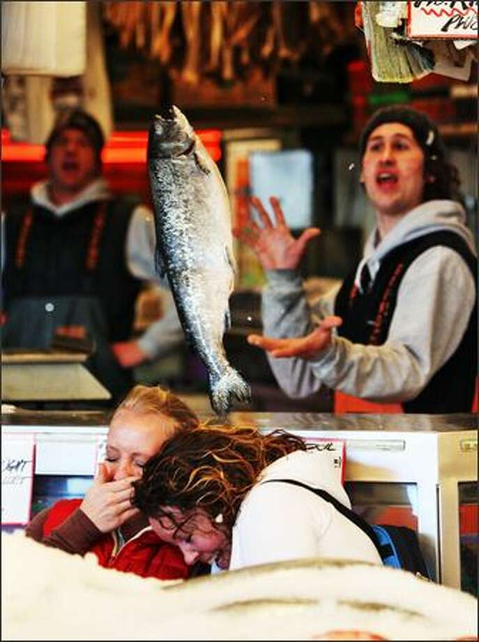A survey of about 1,300 chefs indicates the rising trends in the food world....IN:Locally-sourced meats and seafood. Hey, we have that! Photo: Mike Urban, Seattle Post-Intelligencer
