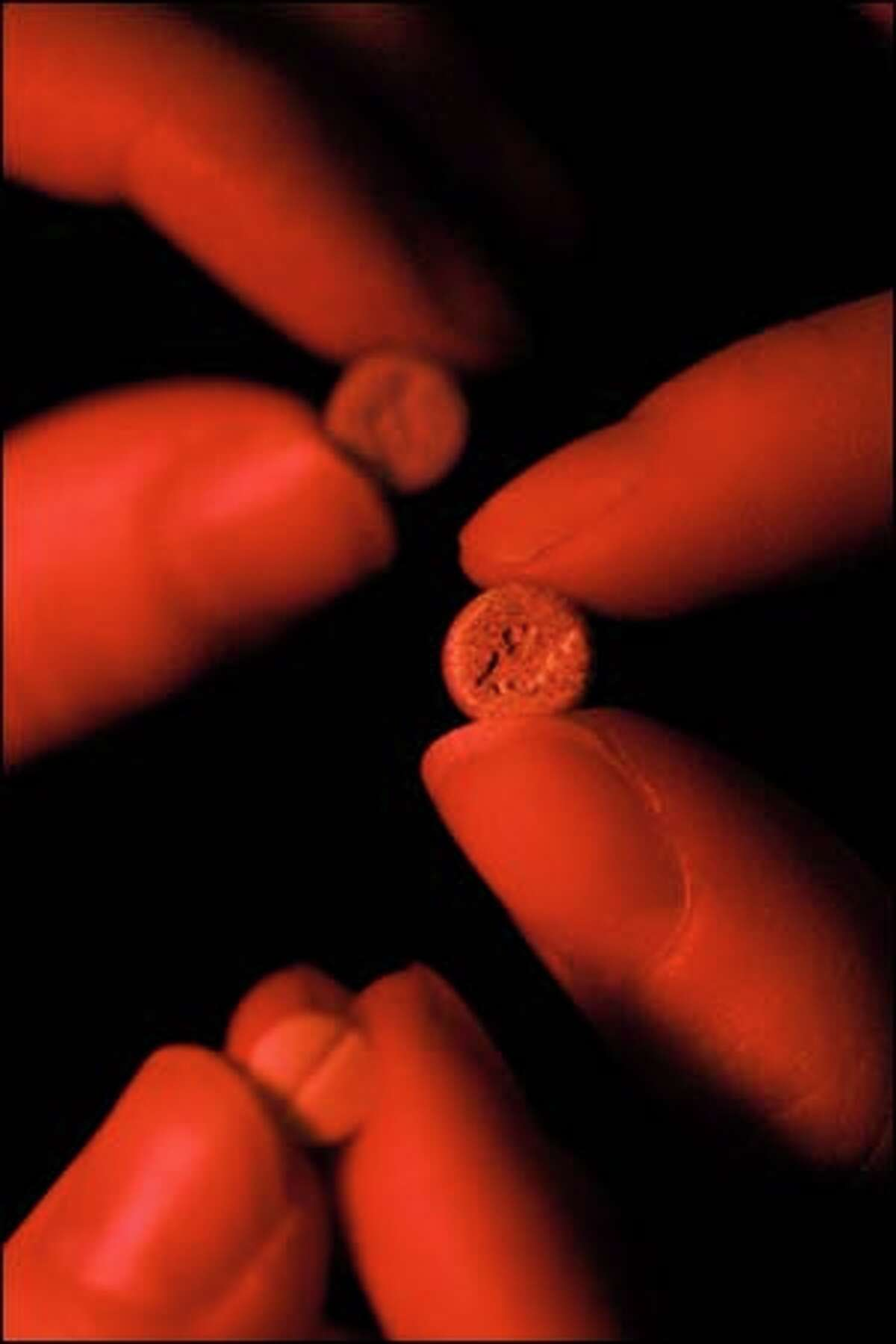 Ecstasy is popping up in the hands of a wide range of people in Seattle, not just