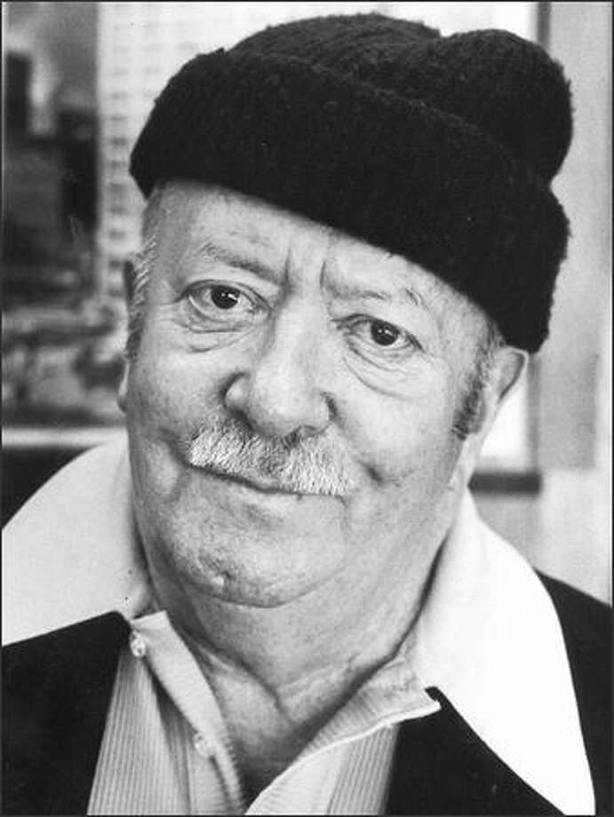 Ivar Haglund (1978) Photo: P-I File
