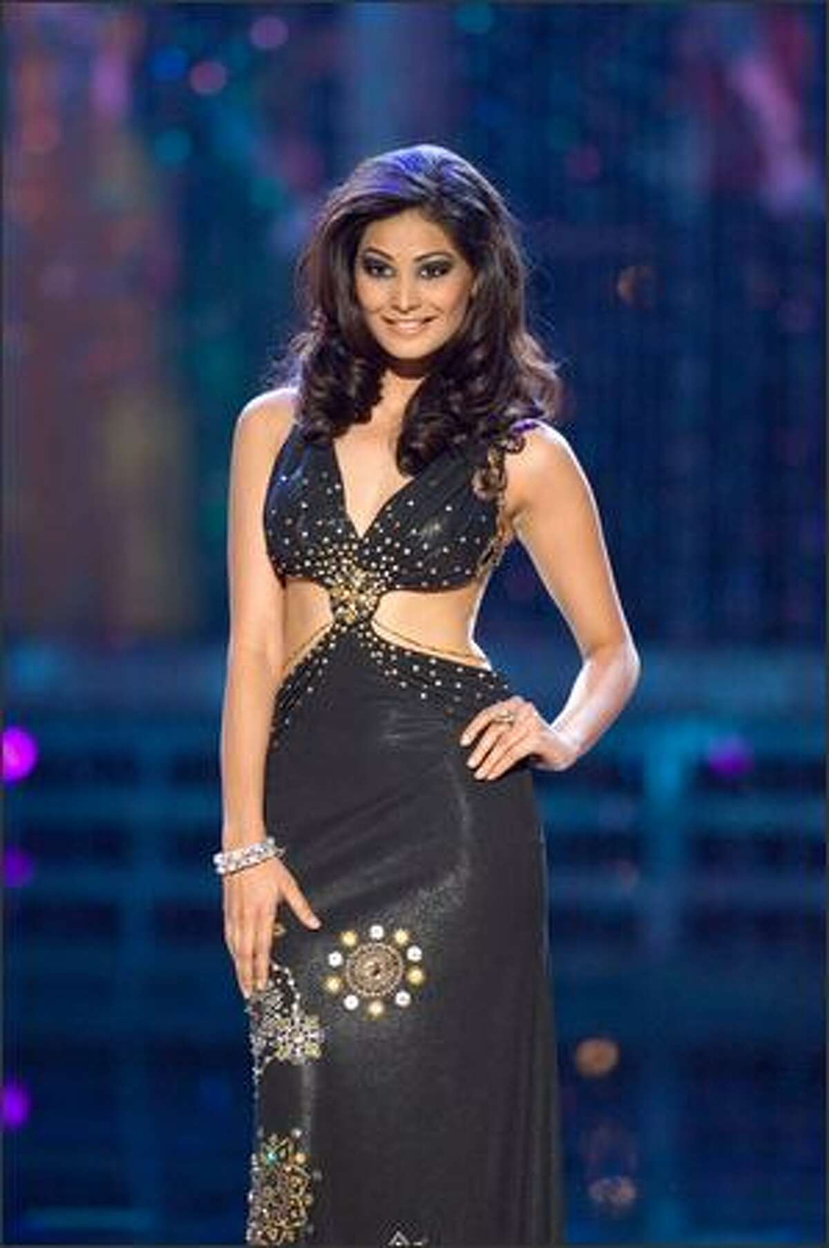 Puja Gupta, Miss India 2007.