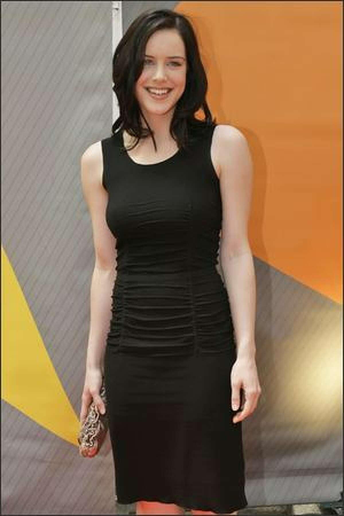 Michelle Ryan, star of