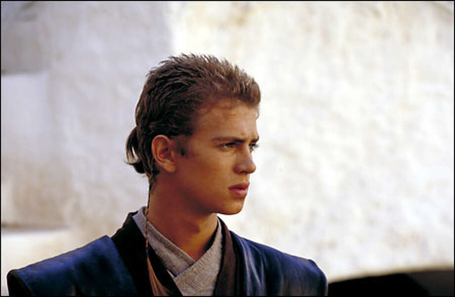 Anakin Skywalker (Hayden Christensen) ponders an important decision about his future. Photo: Lucasfilm Ltd.