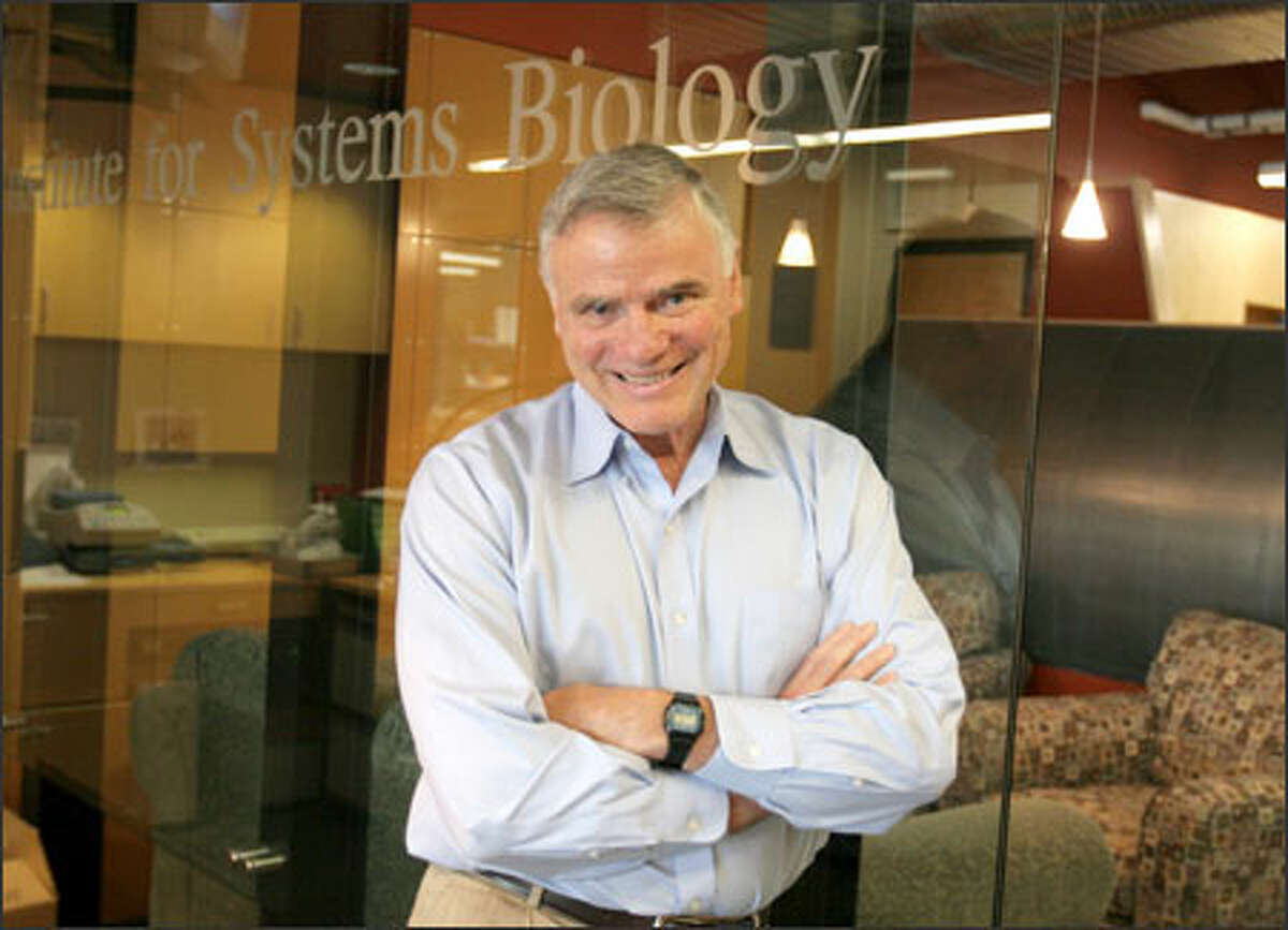 Dr. Leroy Hood, who co-founded the Institute for Systems Biology, sees a future where doctors will use DNA maps to predict and prevent illness and disease.