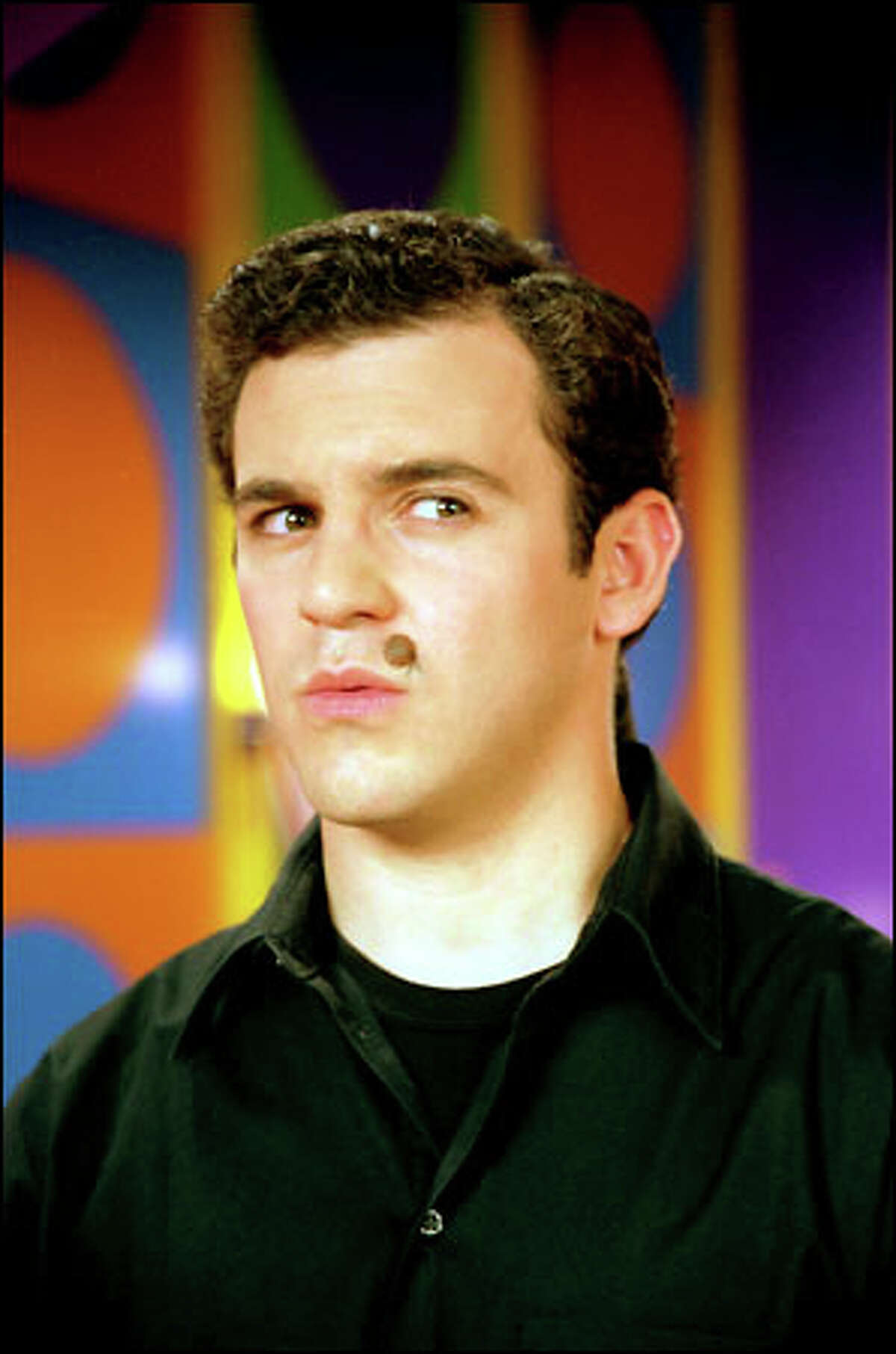 Fred Savage stars as Number Three.