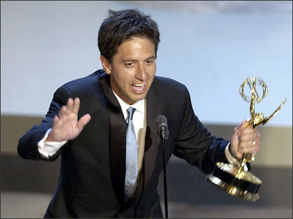 Ray Romano won the Emmy for outstanding lead actor in a comedy series for