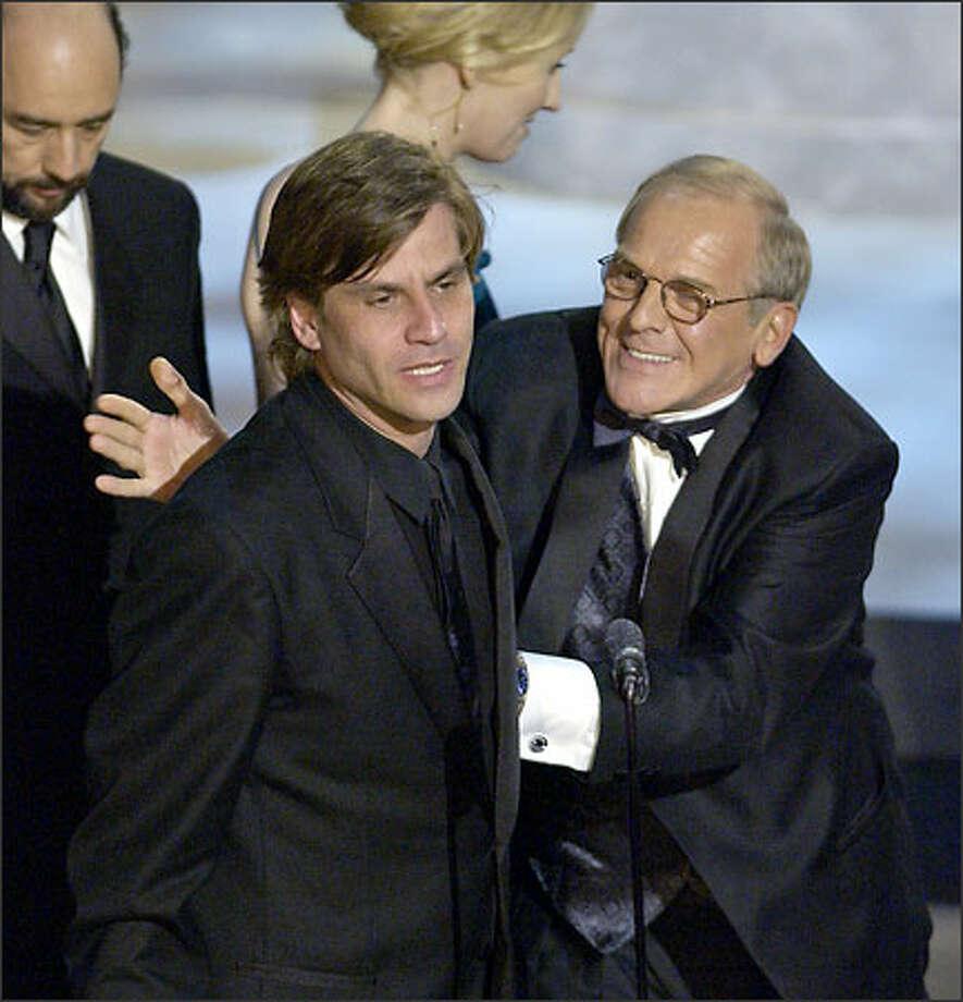 Emmy Awards 2002 Ceremony
