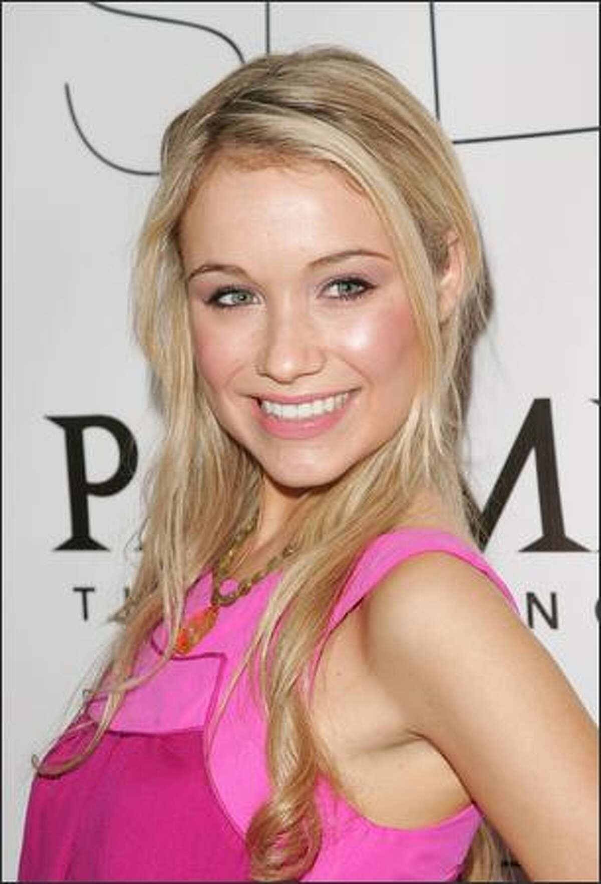 Actress Katrina Bowden attends Sony Pictures Classics' Premiere Of