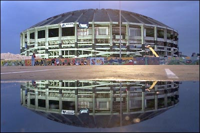 It's been 19 years since we blew up the Kingdome