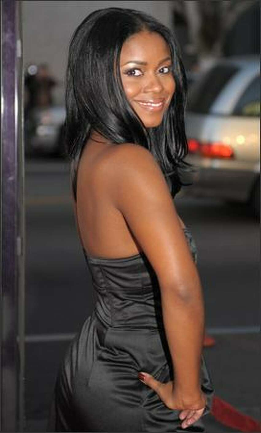 Actress Serena Reeder arrives at the premiere of