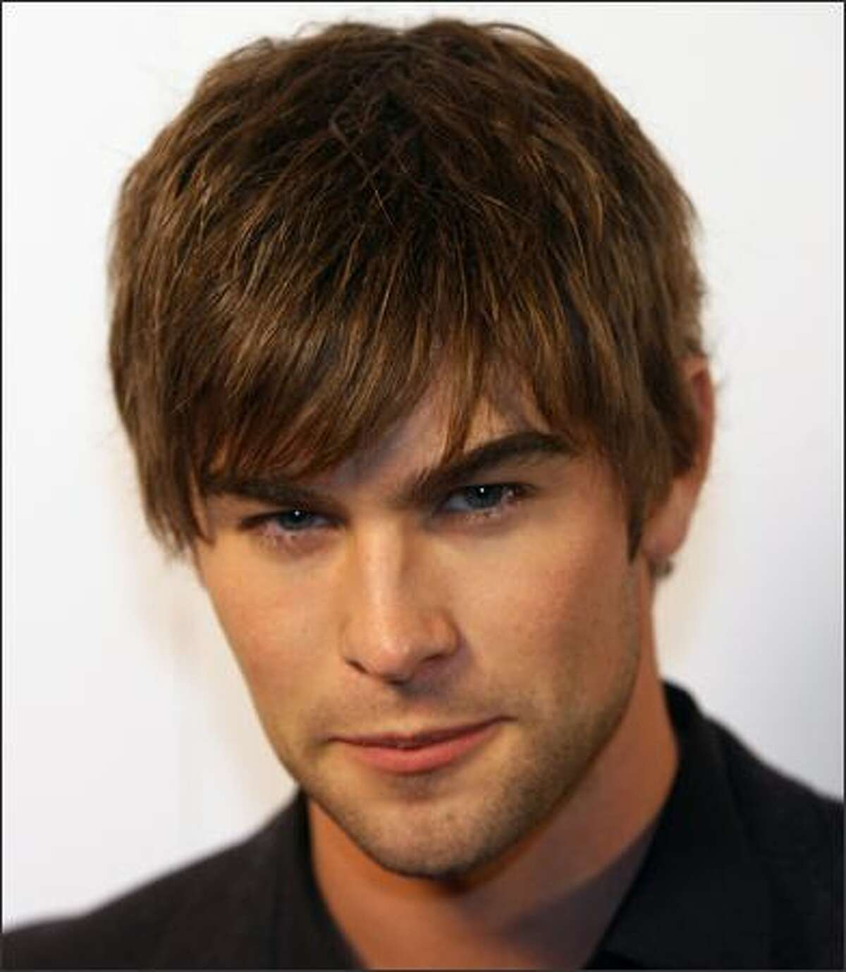 Actor Chace Crawford (