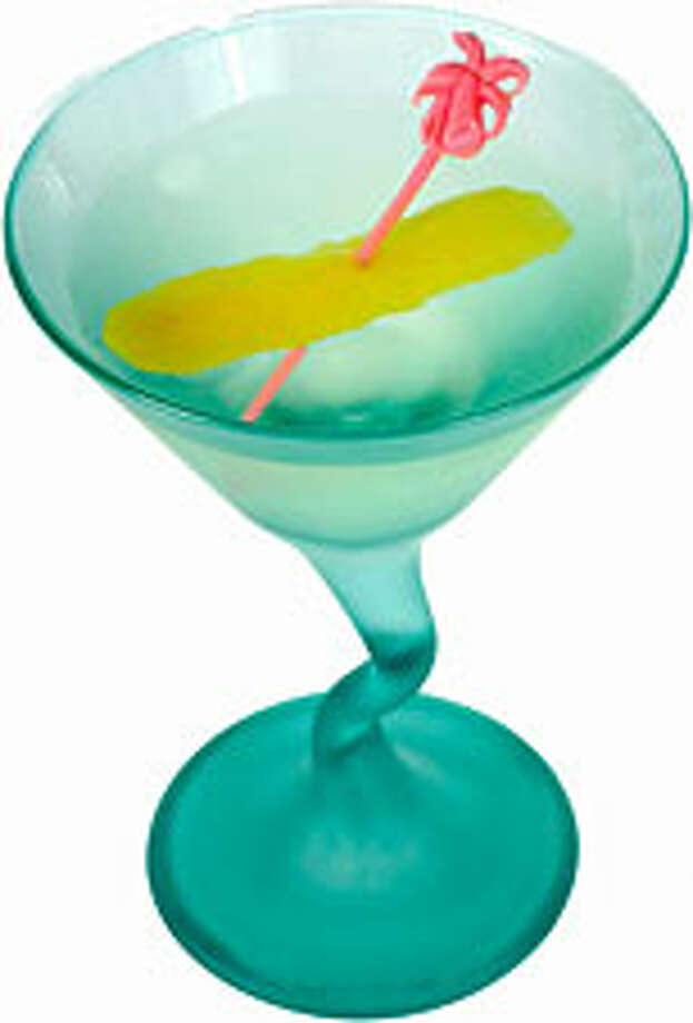 Some insist the martini can only be made with gin. For others, it's anything served in a martini glass.