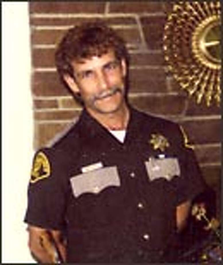 Pat Covey, pictured sometime in the mid-1990s, joined the King County force in 1978.