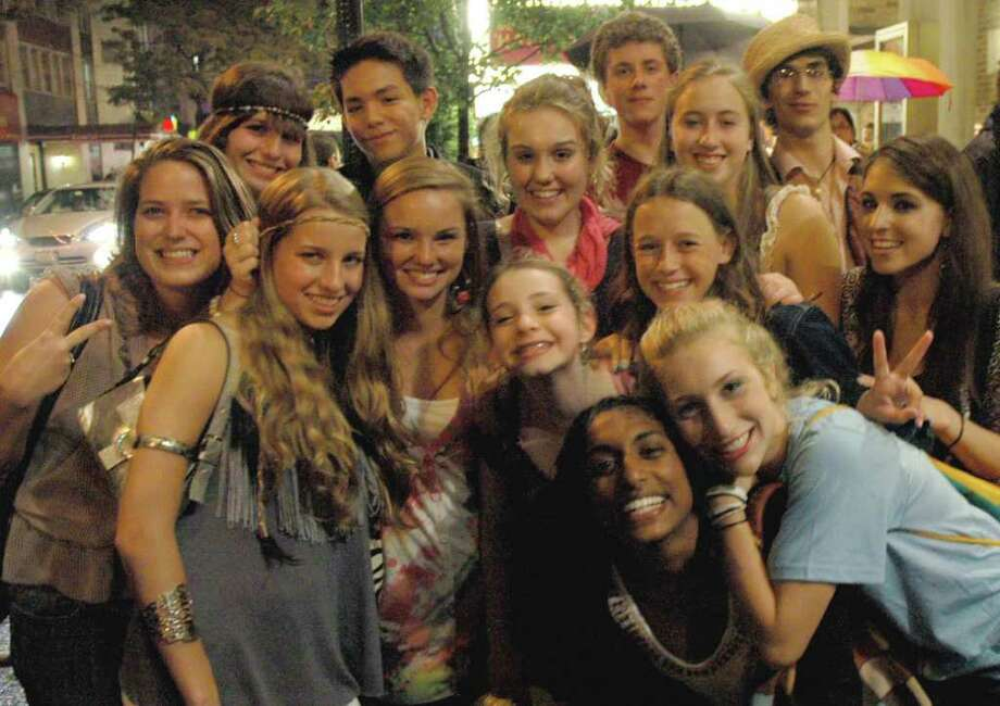 Summer Theatre of New Canaan welcomes high school aspiring actors. Photo: Contributed Photo / New Canaan News