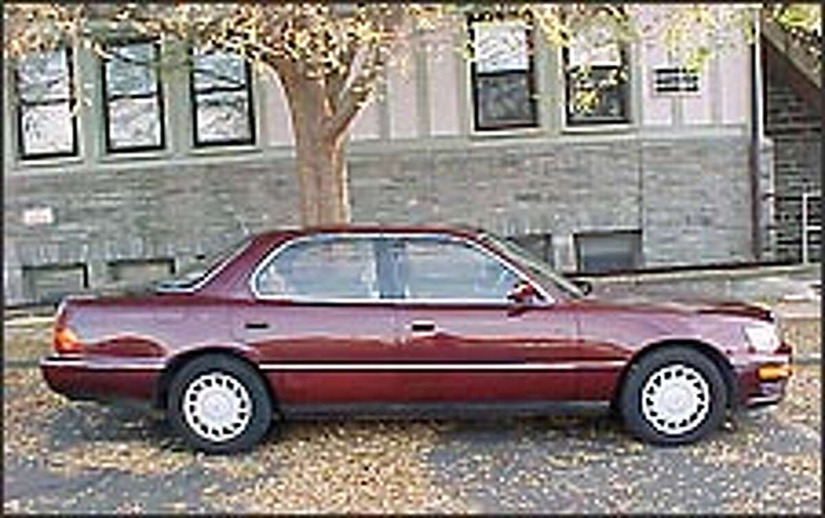 A listing for a 1990 Lexus LS 400 on eBay last week boasted that none other than the chairman of Microsoft was the original owner.