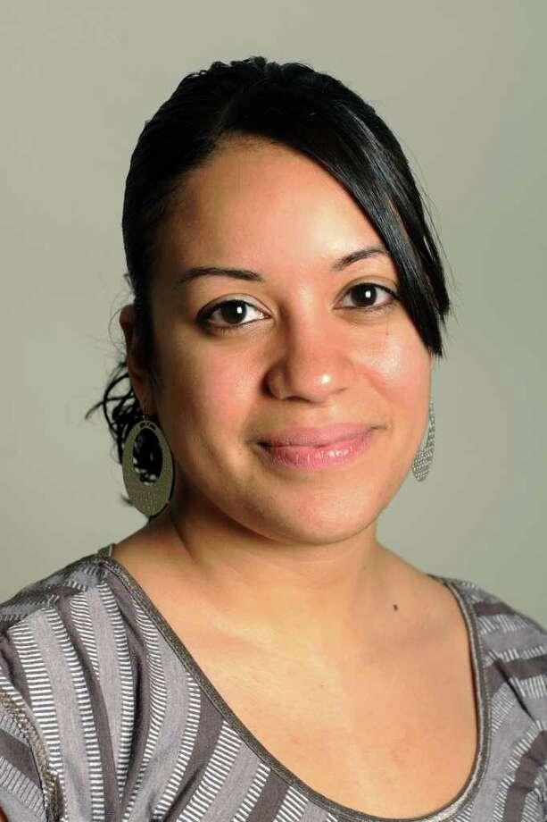 Reporter Keila Torres Ocasio Photo: Autumn Driscoll / Connecticut Post