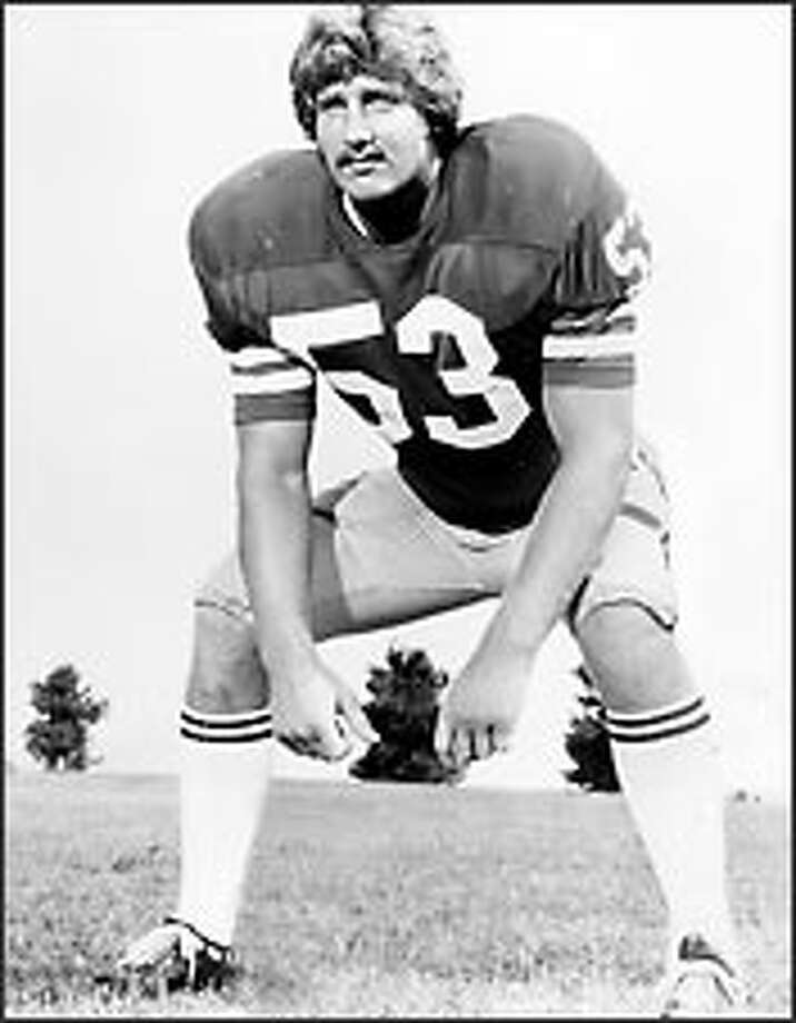 Keith Butler, now a Steelers assistant, averaged more than 5 1/2 tackles per game during his 10 seasons with the Seahawks. Photo: P-I File/1978
