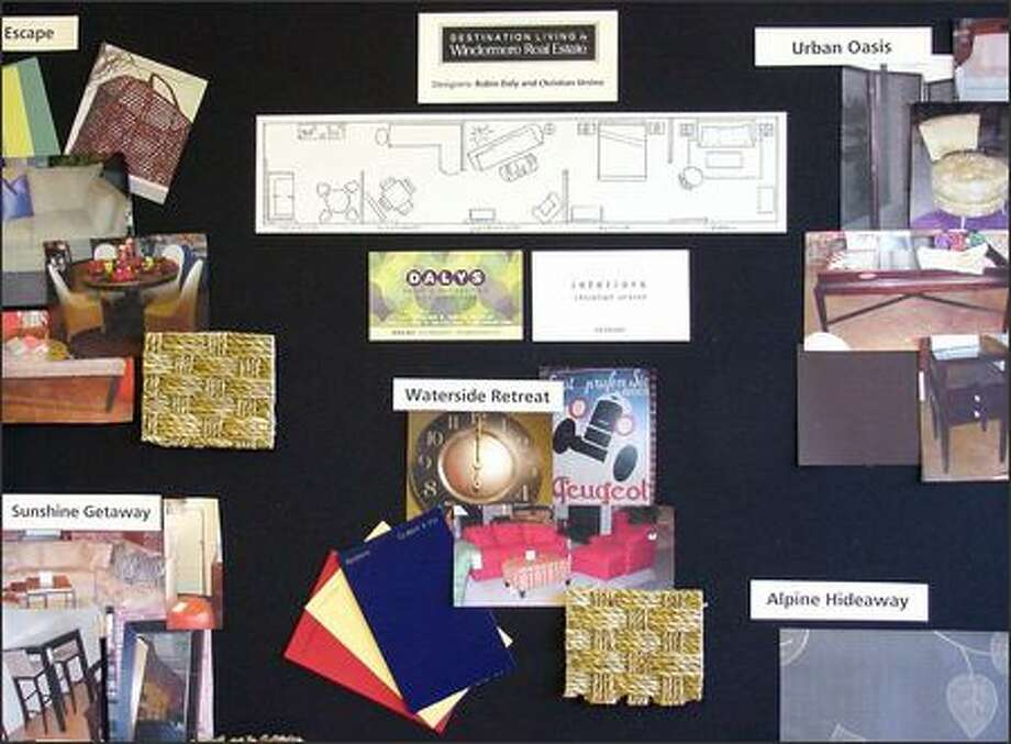 Devising firstclass designs for secondhome rooms seattlepicom