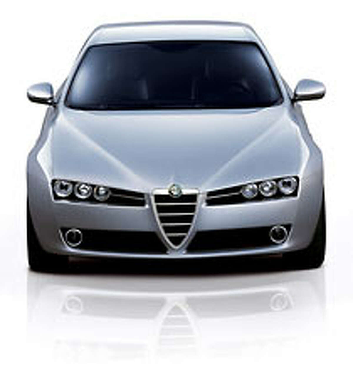 """The 2006 Alfa Romeo 159 is one of four cars to offer """"infotainment"""" systems run on Windows Mobile for Automotive."""