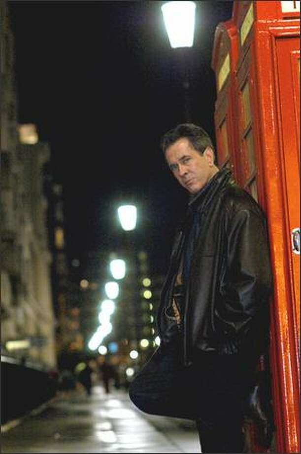 "Director Dan Ireland, seen outside the London hotel named in the title of his new independent film ""Mrs. Palfrey at the Claremont,"" made a splash with his 1996 film ""The Whole Wide World."" After a couple of misfires, Ireland's filmmaking magic is back. (Photos courtesy of mrspalfreythemovie.com) Photo: /"