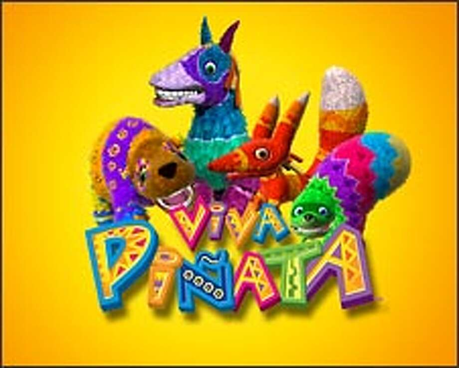 "Will ""Viva Piñata"" draw children to the Xbox platform?"