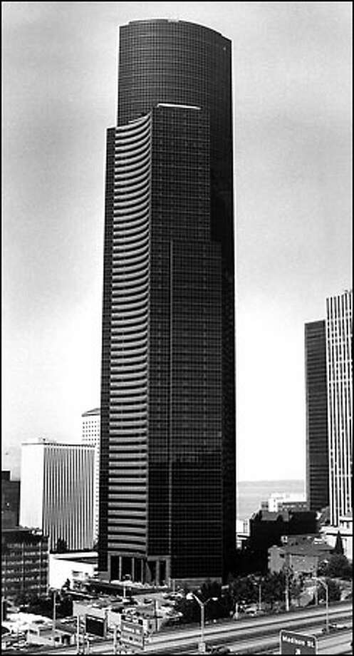 The Columbia Center is likely to remain the tallest building in the city's skyline. Photo: P-I File