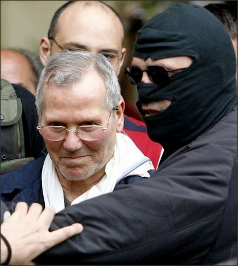 Police tracked a delivery of laundry to Bernardo Provenzano's hideout in Sicily. Photo: / Associated Press