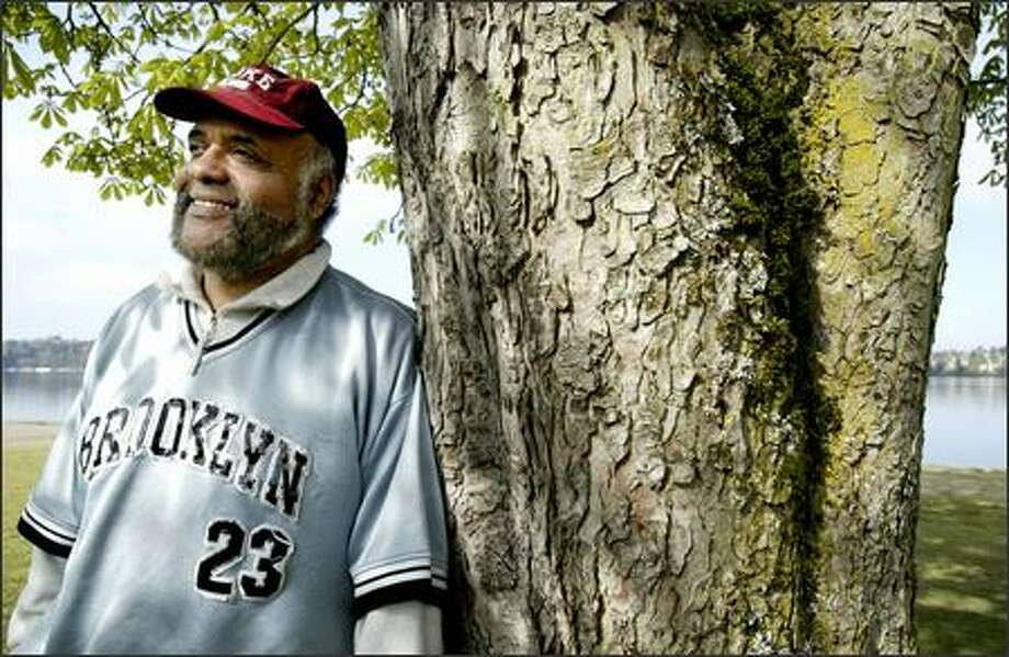 Zaid Abdul-Aziz, known then as Don Smith, played for the Sonics in the 1970s and has written a soon-to-be-published autobiography. Photo: Dan DeLong/Seattle Post-Intelligencer