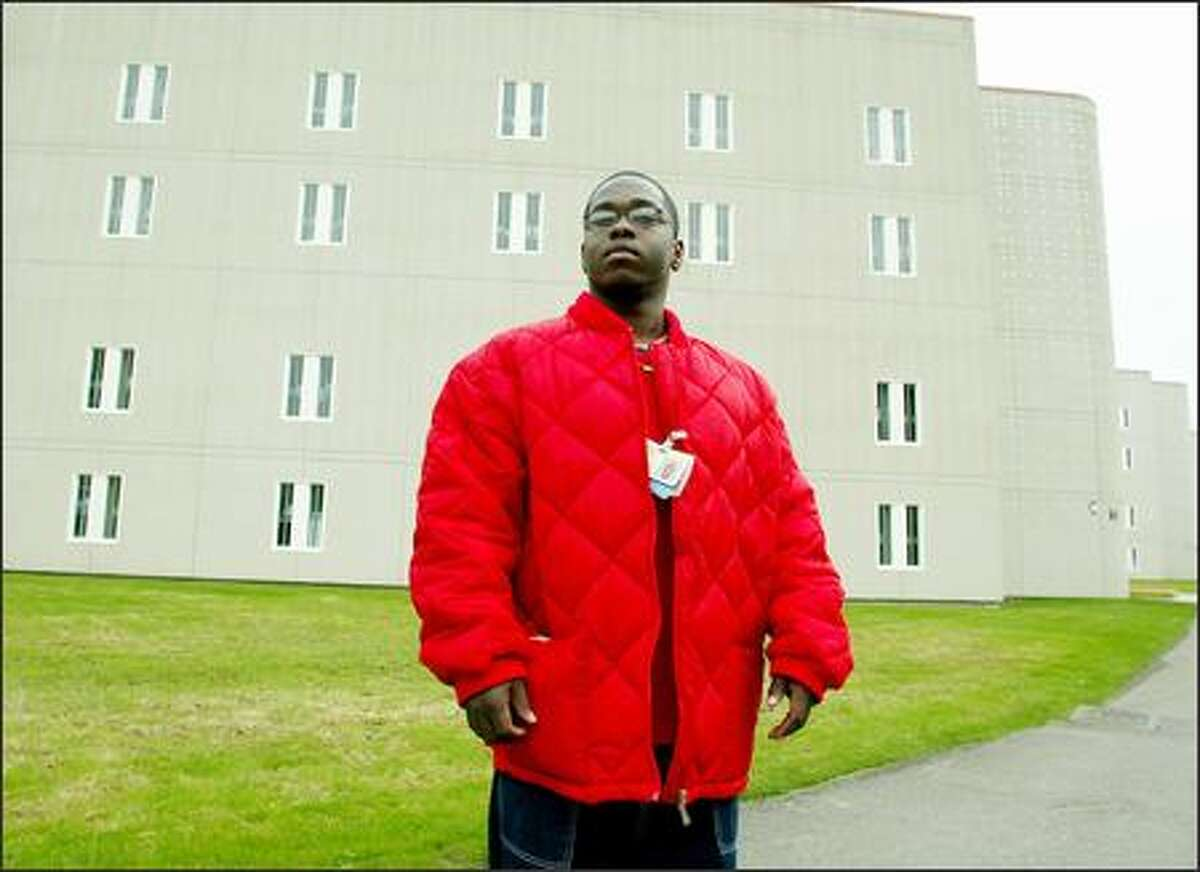 Willard Jimerson, who grew up in Seattle's Central District, was convicted of murder at 13. He has lived at McNeil Island Correctional Center since 2003.