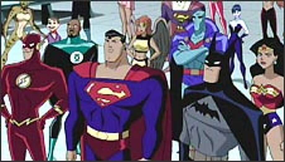 "The finale of the Cartoon Network's ""Justice League Unlimited"" could signify something greater: the end of what has become known as the DC Animated Universe. Photo: Cartoon Network"
