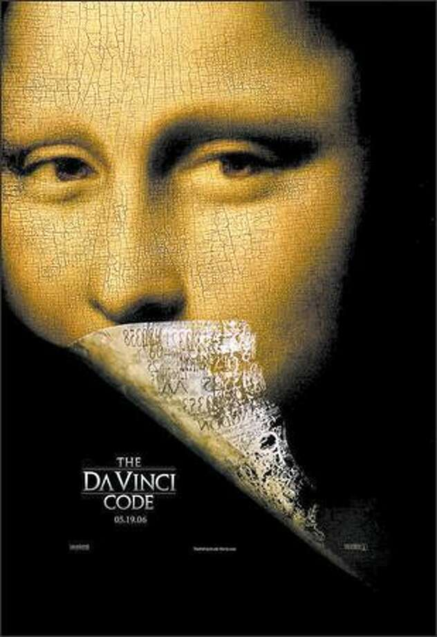 "The movie ""The Da Vinci Code,"" based on the book by Dan Brown, will open Friday in theaters. Photo: /"
