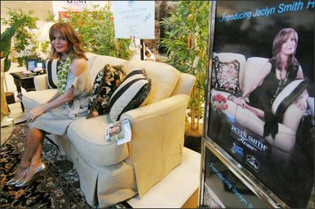 Clothes Covered Jaclyn Smith Branches Out To Furnishings