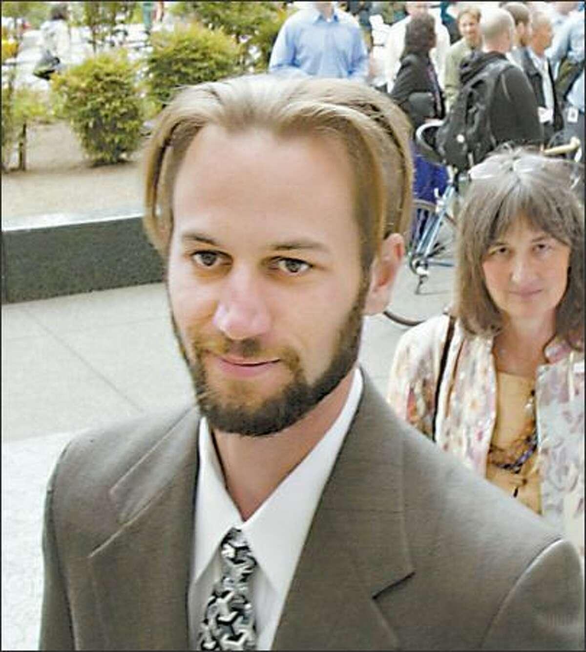 Zachary Treisman was arrested June 30 for investigation of third-degree assault.