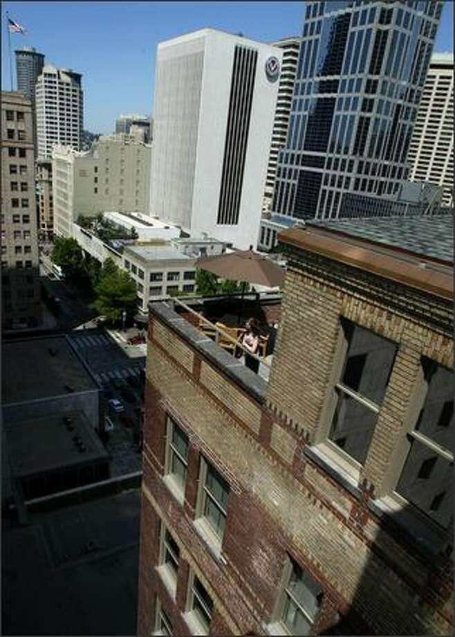 Historic Cobb Building Begins New Era As Apartments
