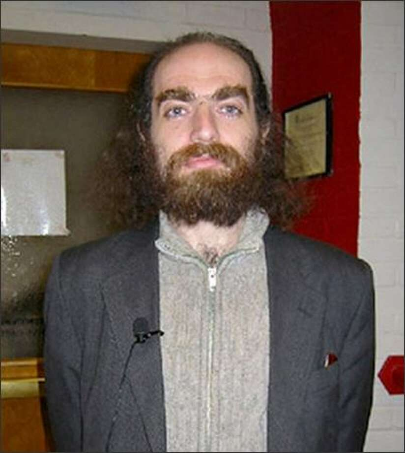 Grigory Perelman, 40, in undated photo, resolved the Poincare conjecture. Photo: / Associated Press