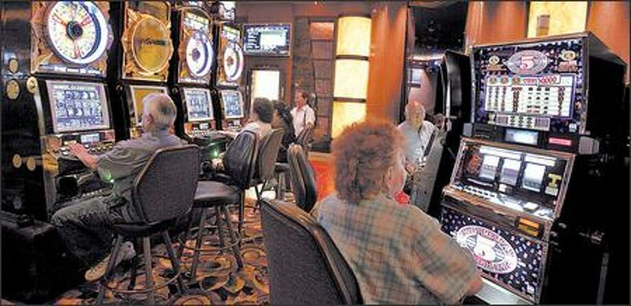 Casino gambling made the San Manuel Band of Mission Indians one of the nation's wealthiest tribes. Photo: / Associated Press
