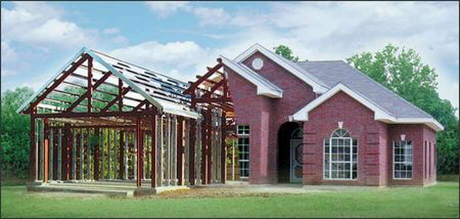 Smart Homes: Steel framing has strong advantages ... Steel Frame Homes Near Me