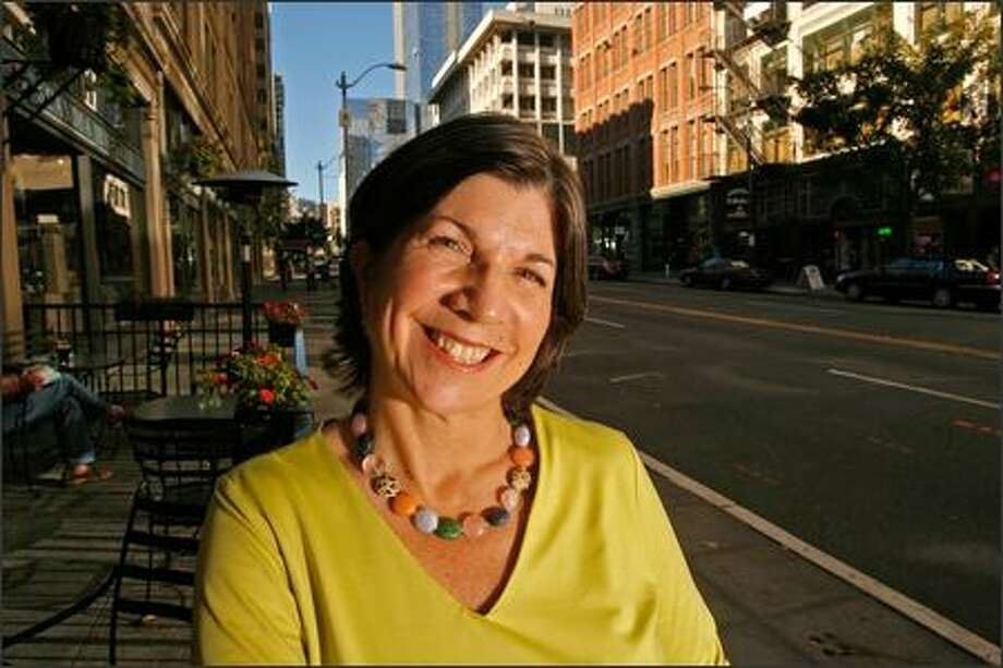 "Anna Quindlen's latest novel, ""Rise and Shine,"" is her first No. 1 best-seller. The novelist also has won a Pulitzer Prize for her columns for The New York Times. Photo: Grant M. Haller/Seattle Post-Intelligencer"