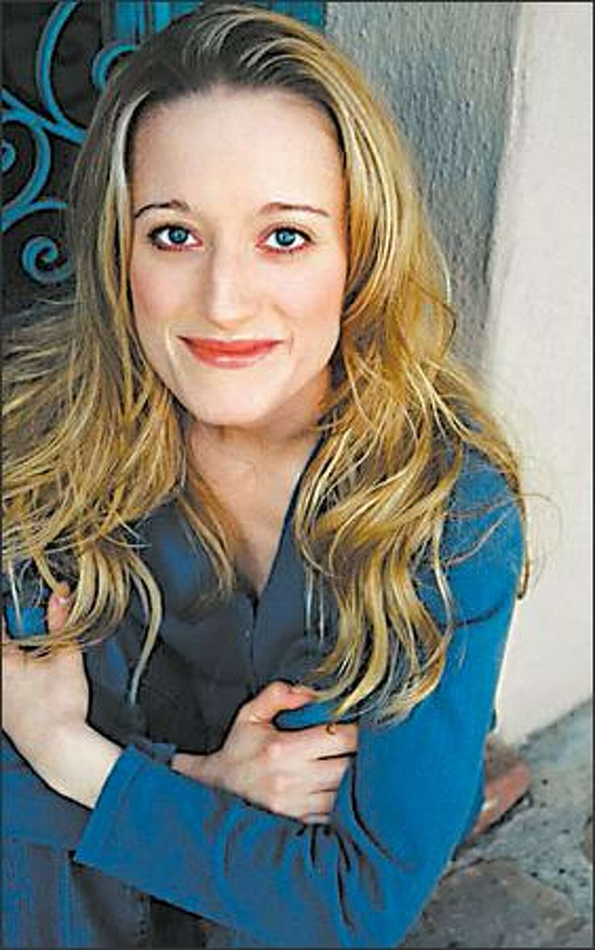 """Book-It Repertory Theatre regular Jen Taylor is the voice of Cortana, an artificial intelligence that is pretty much in charge of things in """"Halo"""" 1 and 2."""