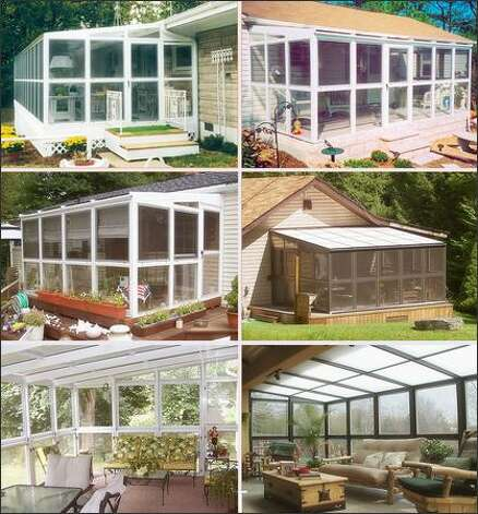 Smart homes well built sunrooms can increase your living Do it yourself sunroom