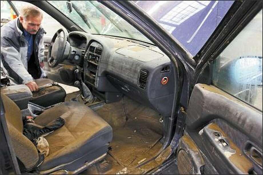 Beware of used cars with flood damage - seattlepi.com