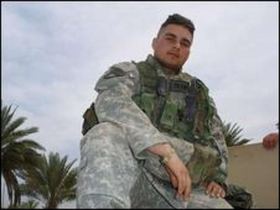 Cpl. Jessiah Johnson, who returned from Iraq last week, has been listed as a missing person. He went out to a club a week ago and hasn't been seen or heard from since.