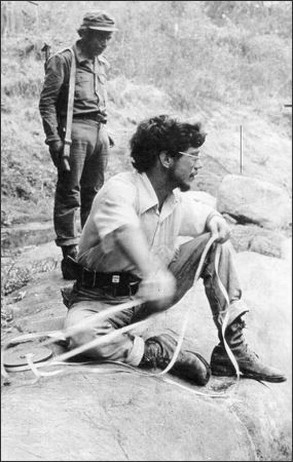 UW graduate student Ben Linder, 27, in Nicaragua to build a hydroelectric dam, was killed on April 28, 1987, by U.S.-backed Contras. He was believed to be the first U.S. citizen to die in Nicaragua's civil war. (UPI / 1986) Photo: /