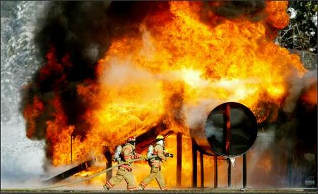 Washington Training Academy Fire Training Academy Near
