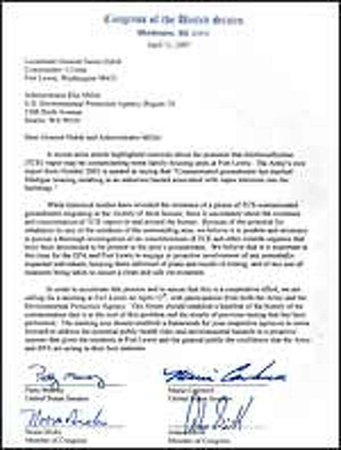 See the letter to the EPA. (PDF)