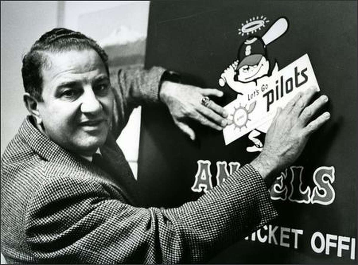In 1968, Vanni was in his final year as general manager of the Seattle Angels.