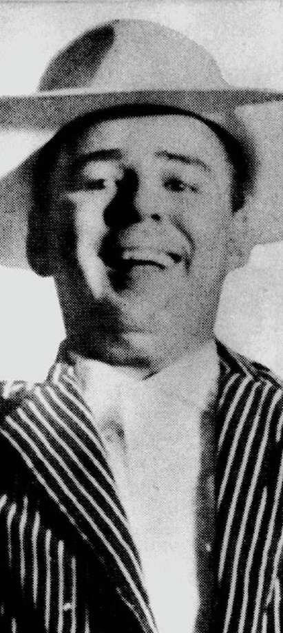 Big Bopper (J.P. Richardson) was a rock-n-roll musician from Sabine Pass. (AP Photo)