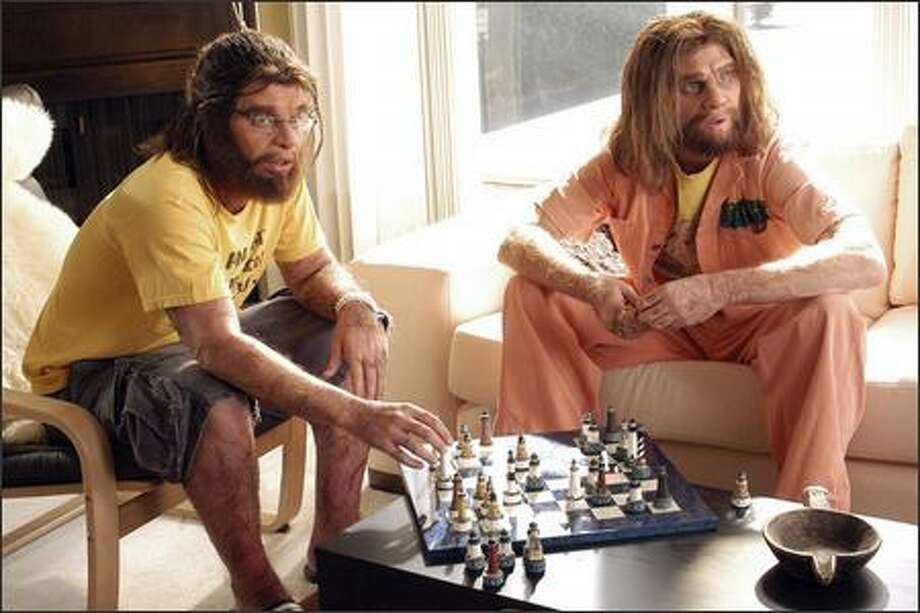 """Cavemen"": This show was based on a GEICO Insurance commercial of all things. Let that sink in for a minute. Photo: / ABC"