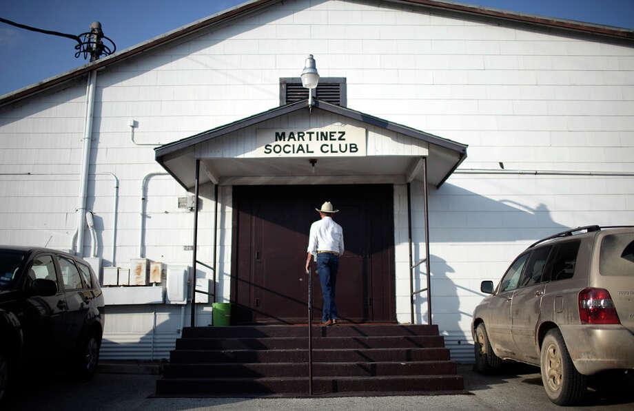 Martinez Social Club EDWARD A. ORNELAS / EXPRESS-NEWS