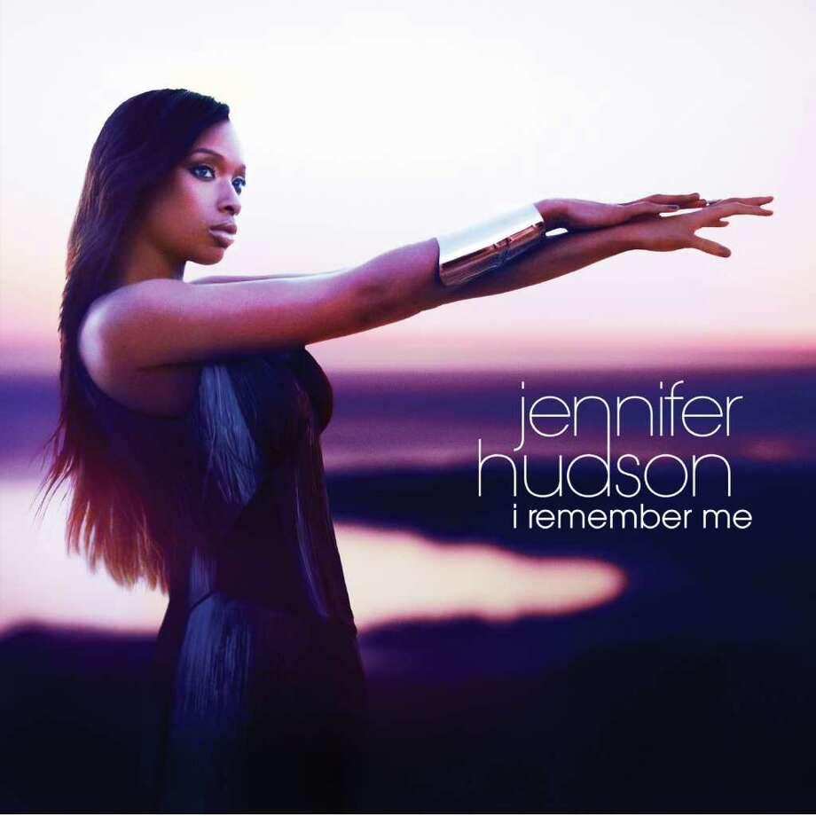 Jennifer Hudson's new album I Remember Me. credit: RCA / DirectToArchive