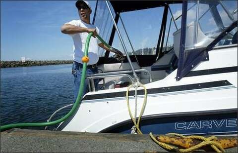 Think gas prices are high? Imagine filling up a boat or plane